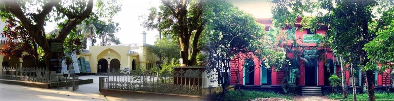 মজলুম জননেতা  মাওলানা ভাসানী সাহেবের মাজার এবং যাদুঘর